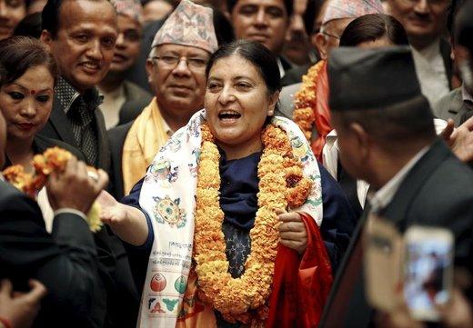 بیدیا دوی بانداری، رئیسجمهور نپال