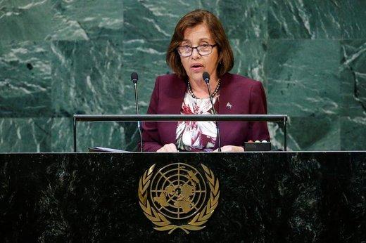 هیلدا هین، رئیسجمهور جزایر مارشال