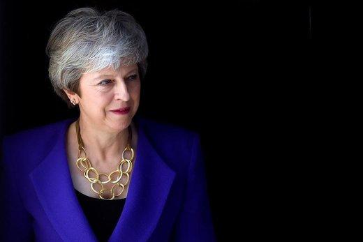 ترزا می، نخستوزیر مستعفی بریتانیا