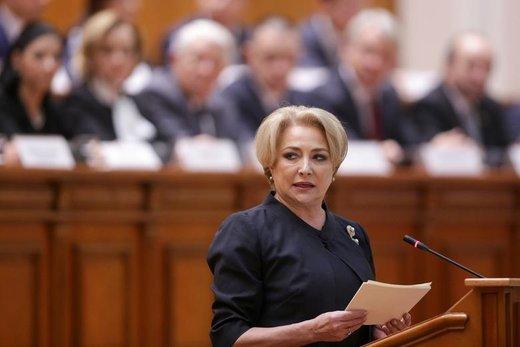 ویوریکا دانچیلا، نخستوزیر رومانی