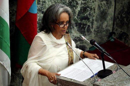 سهله ورک زوده، رئیسجمهور اتیوپی