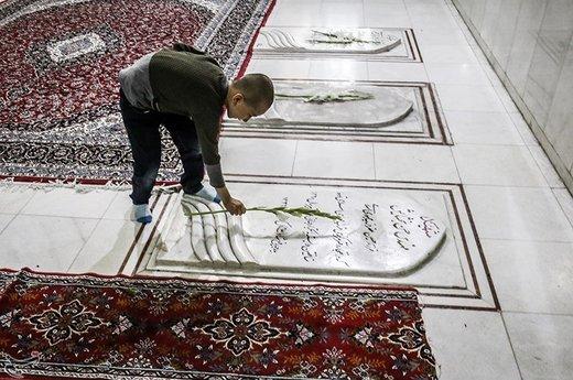 آرامگاه شهدای هفتم تیر