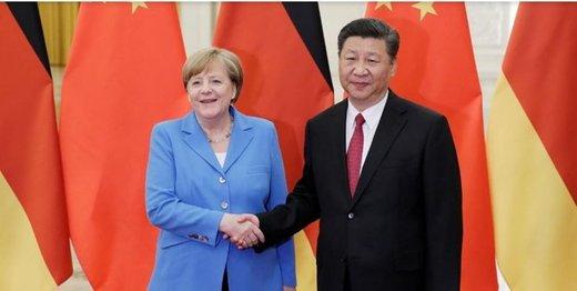 تاکید آلمان و چین برای حل مسالمتآمیز تنشها بر سر ایران
