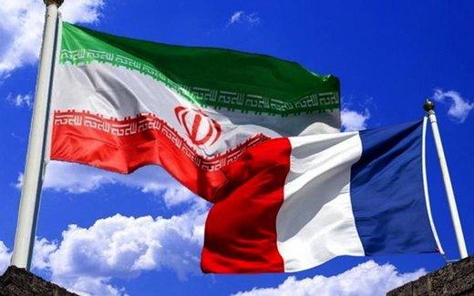 پاریس درباره ایران،  با شرکا در تماس است