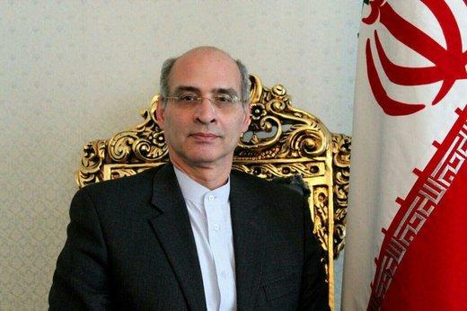سفیر ایران در هلند خطاب به اتحادیه اروپا: پارو بزنید لطفا، نوبت شماست