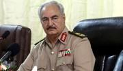 ژنرال حفتر ترکیه را تهدید کرد