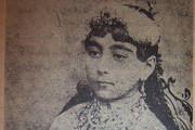 عکس | تاج السلطنه دختر ناصرالدین شاه در روز نامزدی