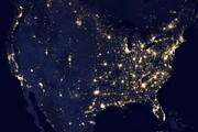 تصاویر   از ایستگاه فضایی به زمین نگاه کنید
