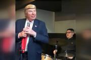 فیلم | بدل ترامپ و کیم جونگ اون در اوزاکای ژاپن
