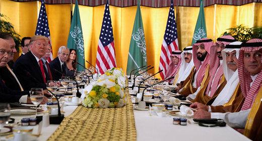 گزارش کاخ سفید درباره دیدار ترامپ و بن سلمان