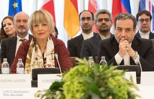 نشست برجامی ایران و ۱+۴ در وین
