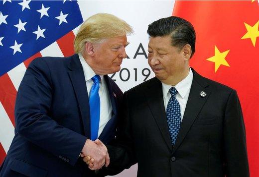 افشاگری رویترز درباره سیاست ترامپ مقابل چین