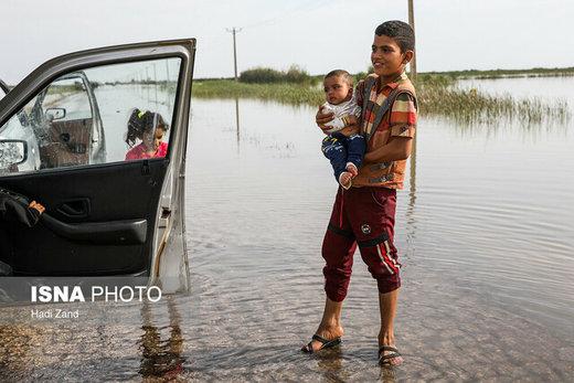 هشدار سازمان هواشناسی نسبت به بالا آمدن آب رودخانهها در استانهای شمالی