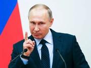 پوتین: برای برداشتن تحریمها به ترامپ التماس نمیکنیم