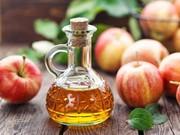 برای درمان جوش صورت سرکه سیب استفاده کنید