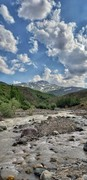 تصاویر | ارتفاعات بوزسینه و آبشار سولهدوکل