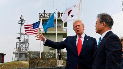 ترامپ و اون در کجا ملاقات میکنند؟/ «دیپلماسینمایشی» در روستای صلح
