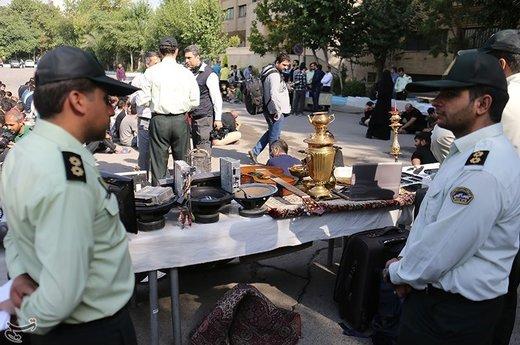طرح کاشف پلیس آگاهی تهران