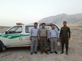 ۱۲ متخلف زیستمحیطی در شهرستان پلدختر دستگیر شدند