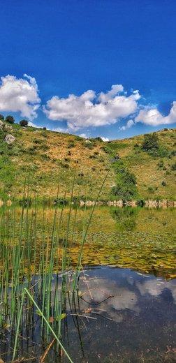 ارتفاعات بوزسینه و آبشار سولهدوکل