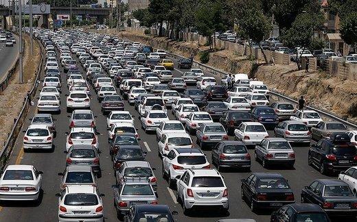 طرح ترافیک جدید، ترافیک را در تهران کاهش داده است؟
