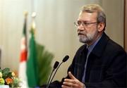 لاريجاني: الاميركيون فشلوا في تصفير صادرات النفط الايراني