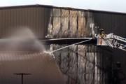 فیلم | مرگ ۱۰ نفر در سانحه هوایی در فرودگاه تگزاس