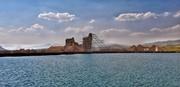 تصاویر| دیدنیهای شهرستان تکاب و تخت سلیمان