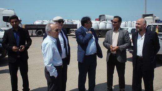 مبادلات اقتصادی جمهوری داغستان با بندر امیرآباد گسترش مییابد