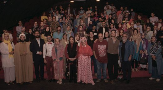 تمدید نمایشی با بازی بهاره رهنما و علی اوجی