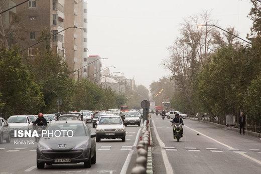 هوای تهران برای اولین بار در سال ۹۸ ناسالم شد