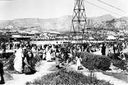 عکس   ۸۸ سال قبل زنان مسجد سلیمانی به استادیوم فوتبال میرفتند