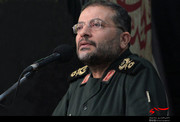 رئيس منظمة التعبئة: الشعب الايراني ليس داعية حرب واراقة دماء