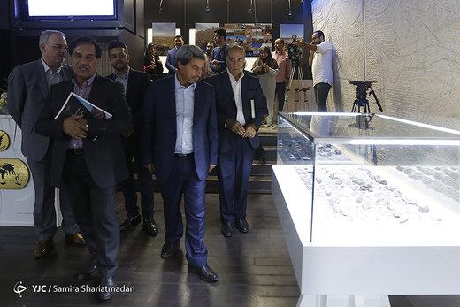 افتتاح نخستین موزه شهاب سنگ ایران