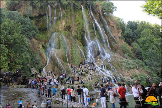 مدیریت منطقه تفریحی آبشار بیشه خرمآباد به میراث فرهنگی استان واگذار شد