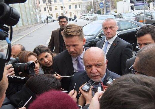 وزير النفط الايراني يعلن موافقة طهران على بيان اجتماع اوبك الوزاري