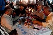 تصاویر | فستیوال کبابخوری در گرجی محله بهشهر