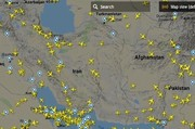 Int'l airliners back to Iran's airspace