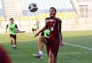 نوراللهی: بازوبند کاپیتانی به امانت دست من بود