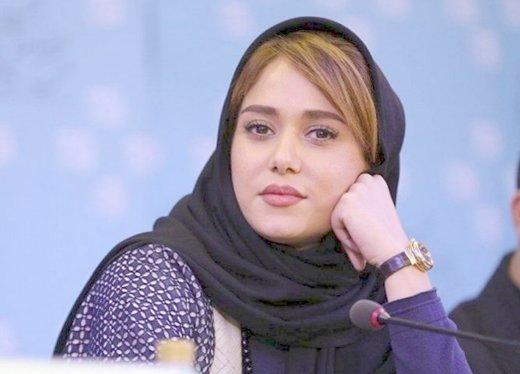 پریناز ایزدیار بازیگر «سه کام حبس» شد