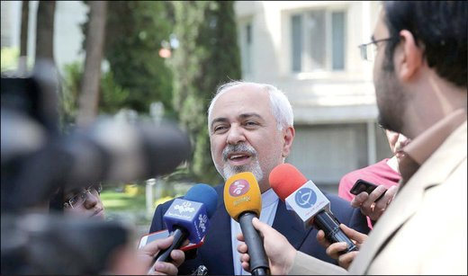 Iran's commitment to JCPOA to be as much as Europe's: Zarif
