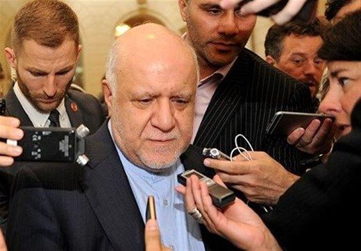 """وزير النفط الايراني: انتاج حقل """"بارس الجنوبي"""" الغازي سیبلغ 27 مليار قدم مكعب يوميا"""