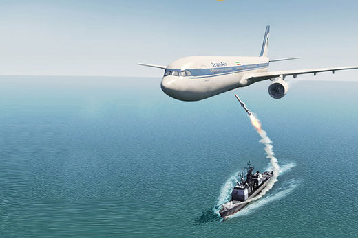 فیلم | تصاویری تلخ از جمعآوری پیکر شهدای پرواز ۶۵۵ در سال ۶۷ (۱۴+)