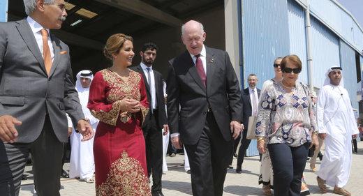 شاهزاده خانم فراری از حاکم دبی شکایت کرد: هم طلاق میخواهم، هم مهریه و هم سرپرستی بچهها را!