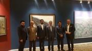 سیدعباس صالحی: فروش ۳۰ میلیاردی آثار هنری نشانگر اقبال مردم به هنرمندان ایرانی است