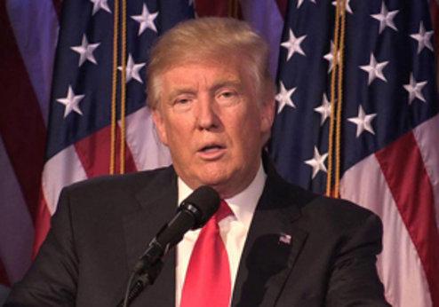 ترامپ جمله مجری فاکس نیوز علیه ایران را توئیت کرد