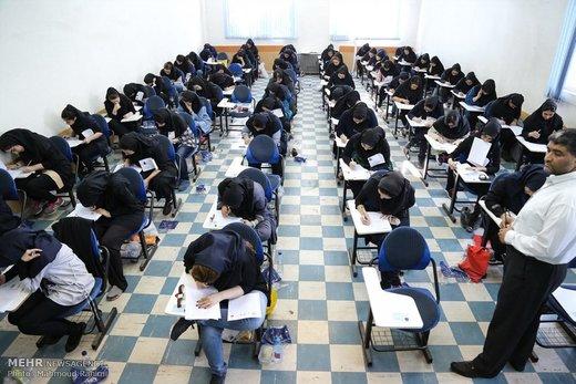 ۶۴ هزار و ۹۷۲ نفر در آذربایجان شرقی برای ورود به دانشگاهها رقابت میکنند