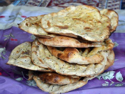 مهارت پخت نانهای کِلاس الموت ثبت شد