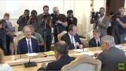 لاوروف با فرستاده ویژه سازمان ملل به سوریه دیدار کرد