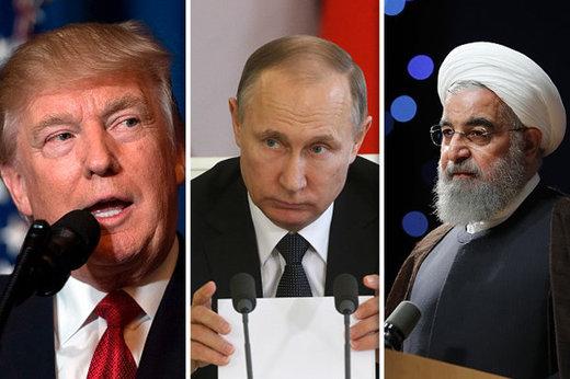 ترامپ: ایران با آتش بازی نکند!/ روحانی: شعله را روشن نکنید!